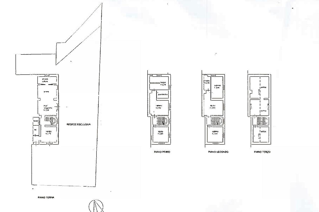 Planimetria 1/1 per rif. IA5736