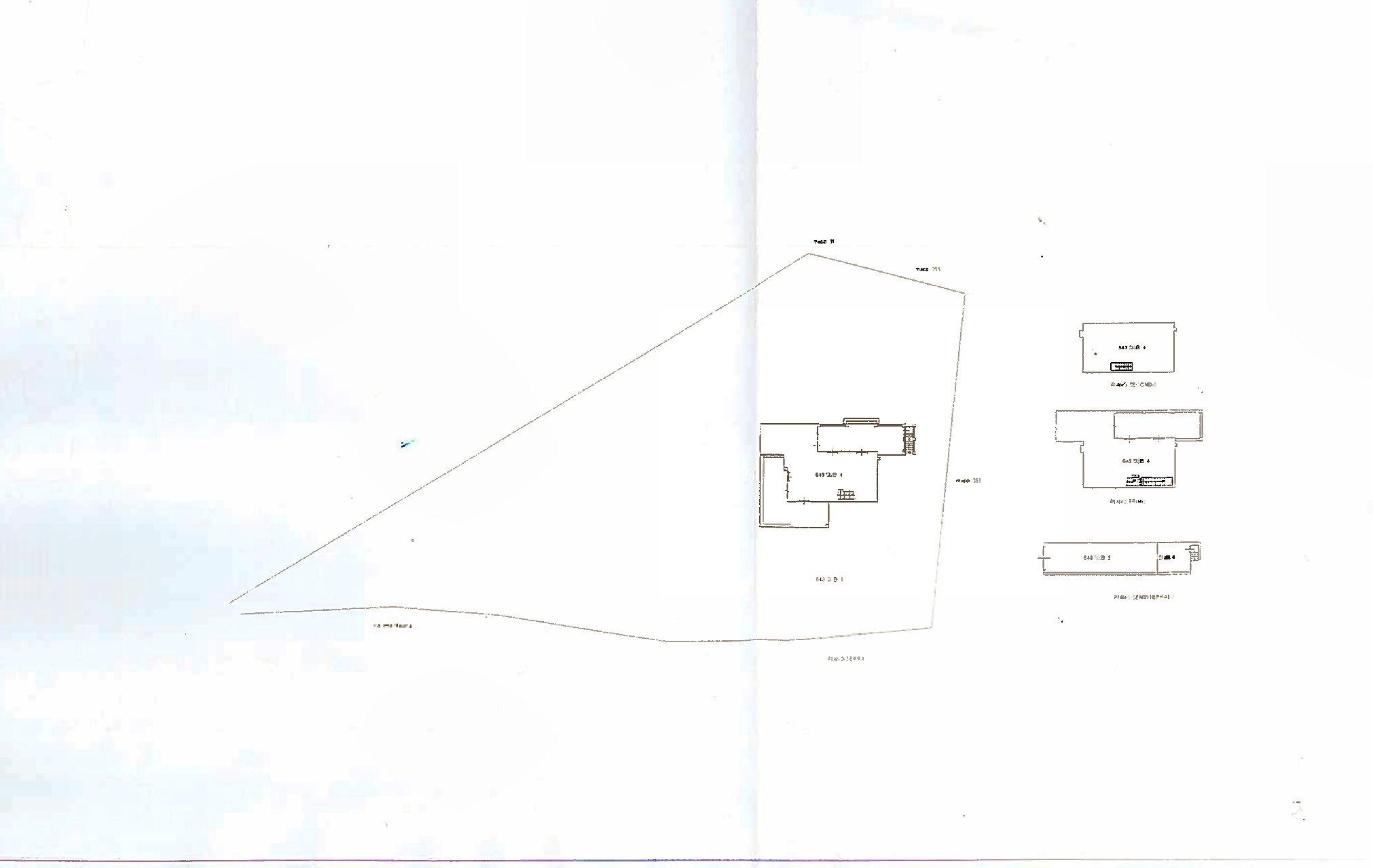 Planimetria 1/1 per rif. IA5739