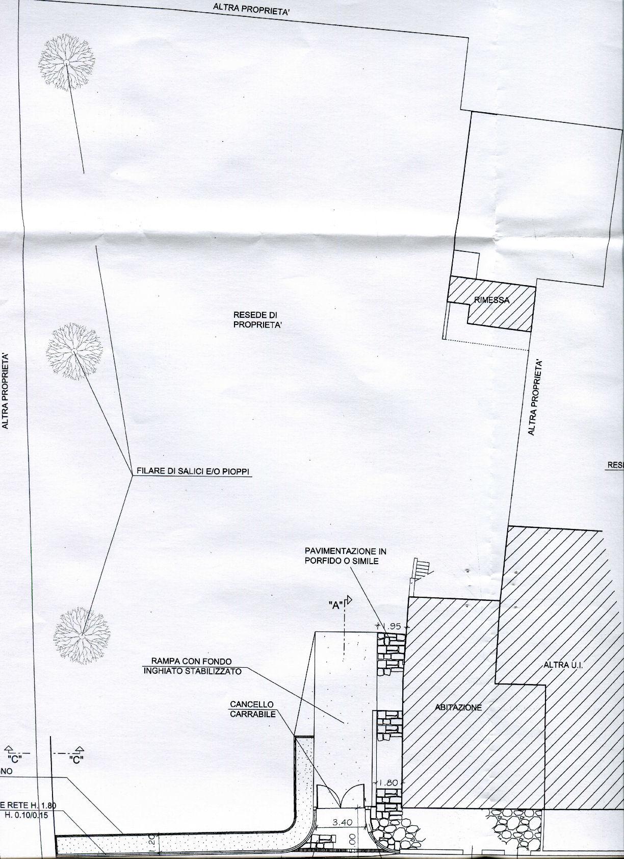 Planimetria 2/2 per rif. IA5740