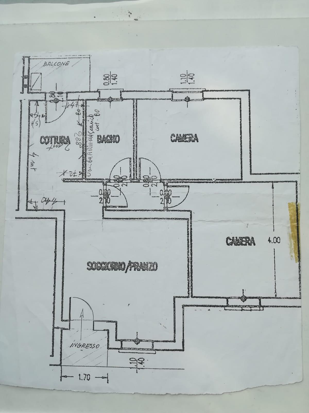 Planimetria 1/1 per rif. IA5748