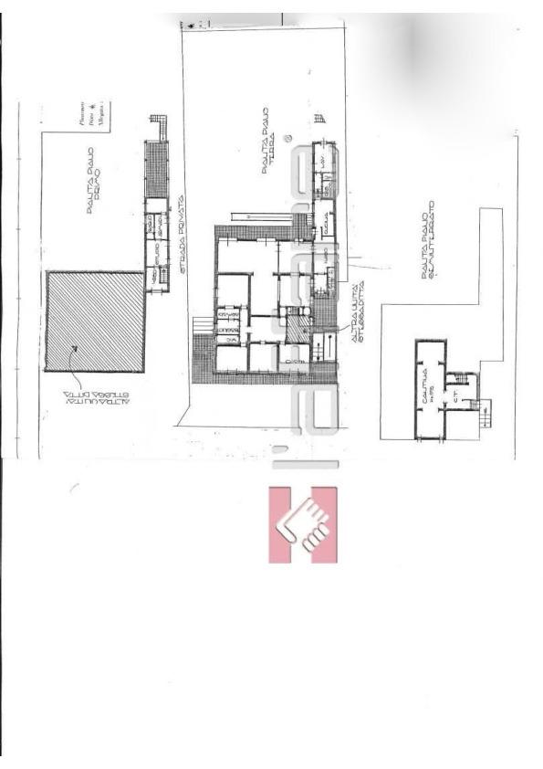 Planimetria 1/2 per rif. 6011/BD