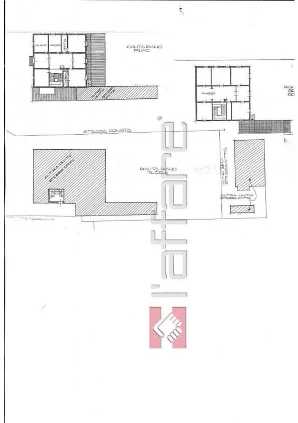 Planimetria 2/2 per rif. 6011/BD