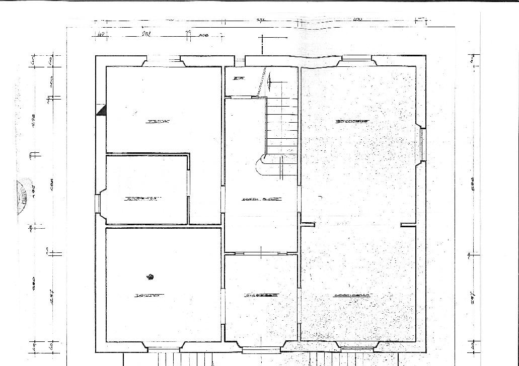 Planimetria 1/3 per rif. 7377/BD