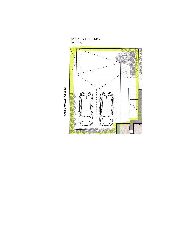 Planimetria 1/2 per rif. 7390/BD