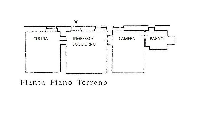 Planimetria 1/1 per rif. 7405/C
