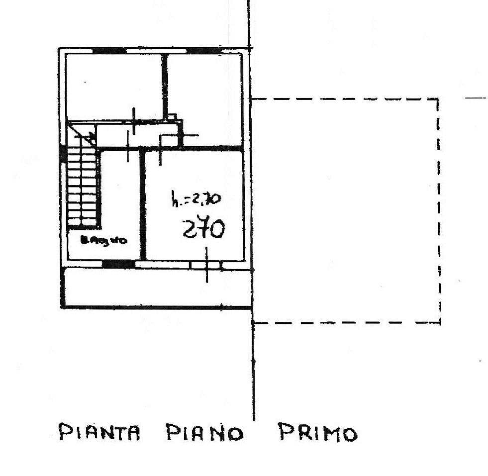 Planimetria 3/3 per rif. 7418/BD