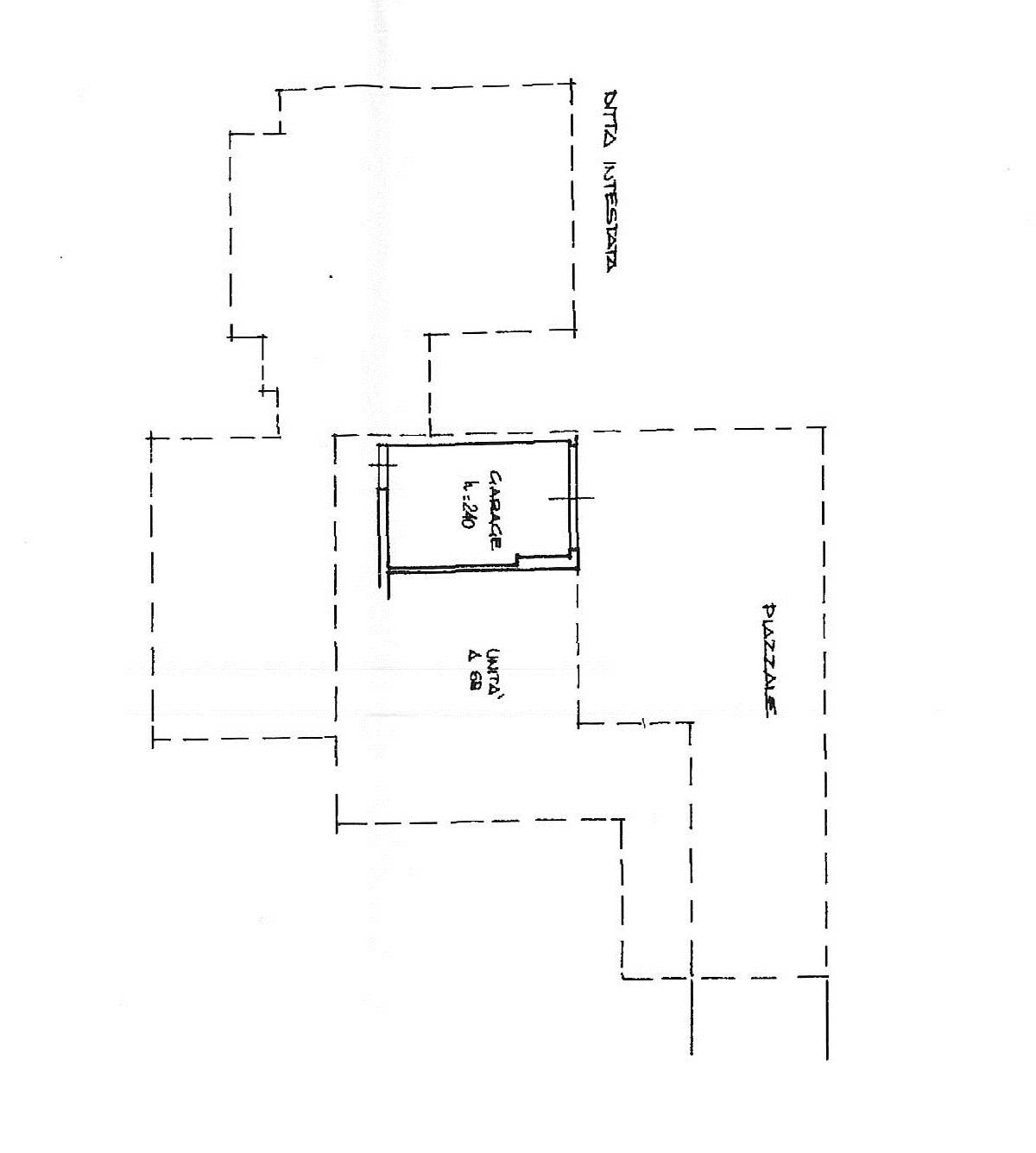 Planimetria 2/3 per rif. 7504/BD