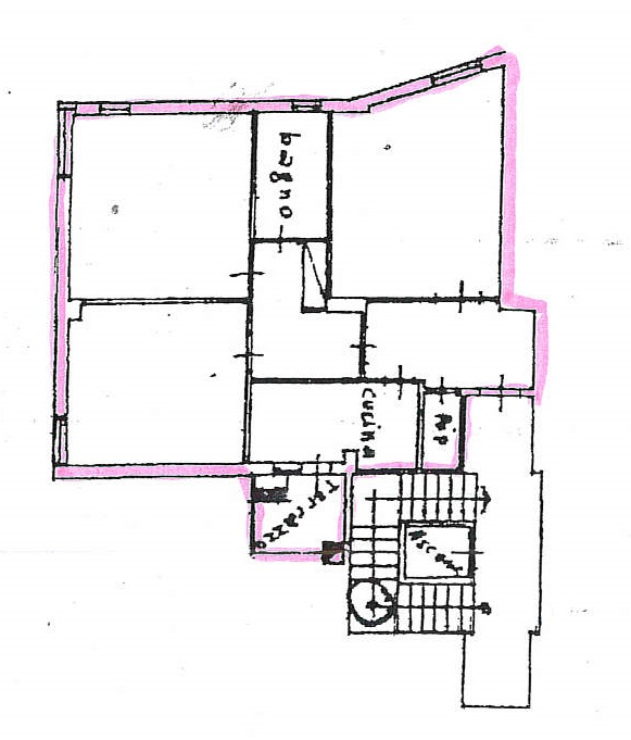 Planimetria 1/1 per rif. 7515/BD