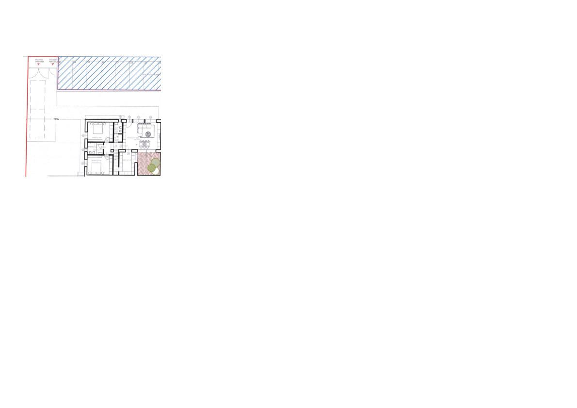 Planimetria 3/3 per rif. 7522/BC