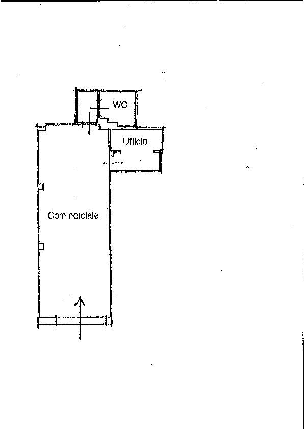 Planimetria 1/1 per rif. 7580/BD