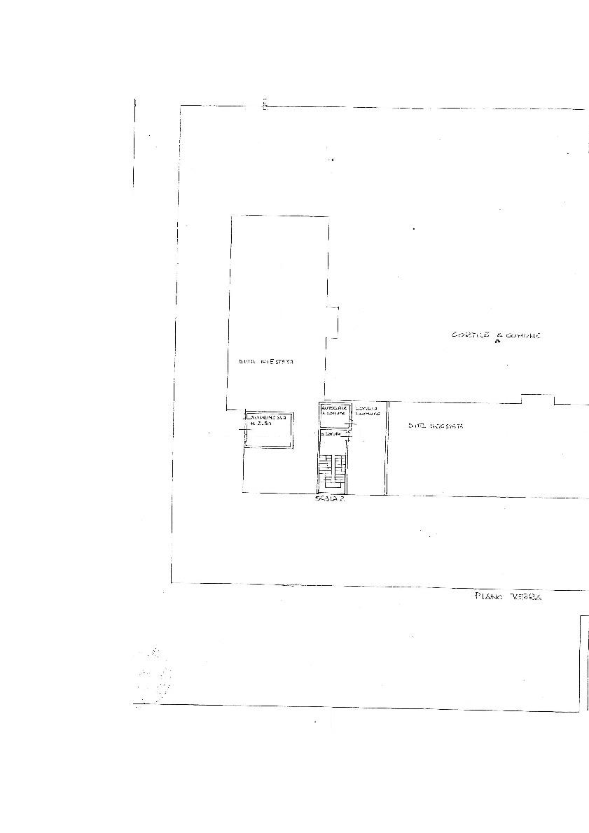 Planimetria 2/2 per rif. 7582/MD