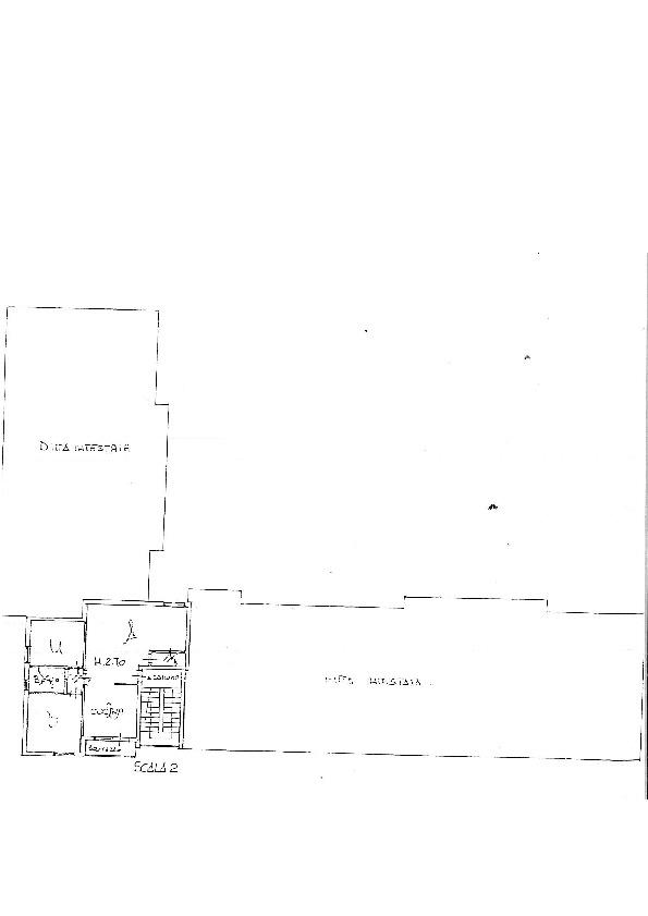 Planimetria 1/2 per rif. 7582/MD