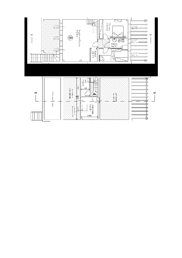 Planimetria 1/1 per rif. 7618/GC