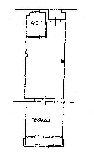 Planimetria 1/1 per rif. 7629/FD