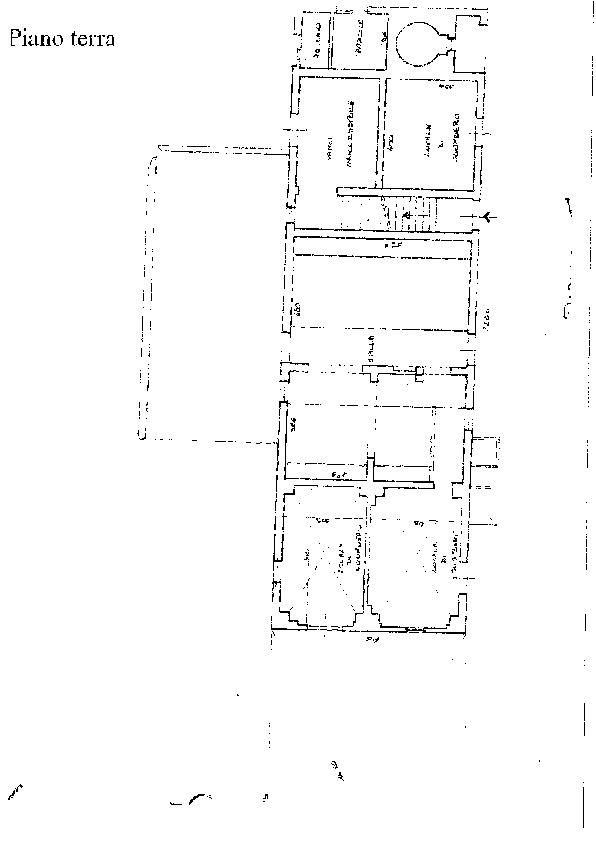 Planimetria 1/1 per rif. V029