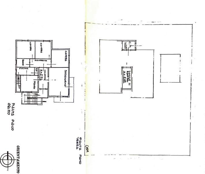 Planimetria 1/1 per rif. 7859DD