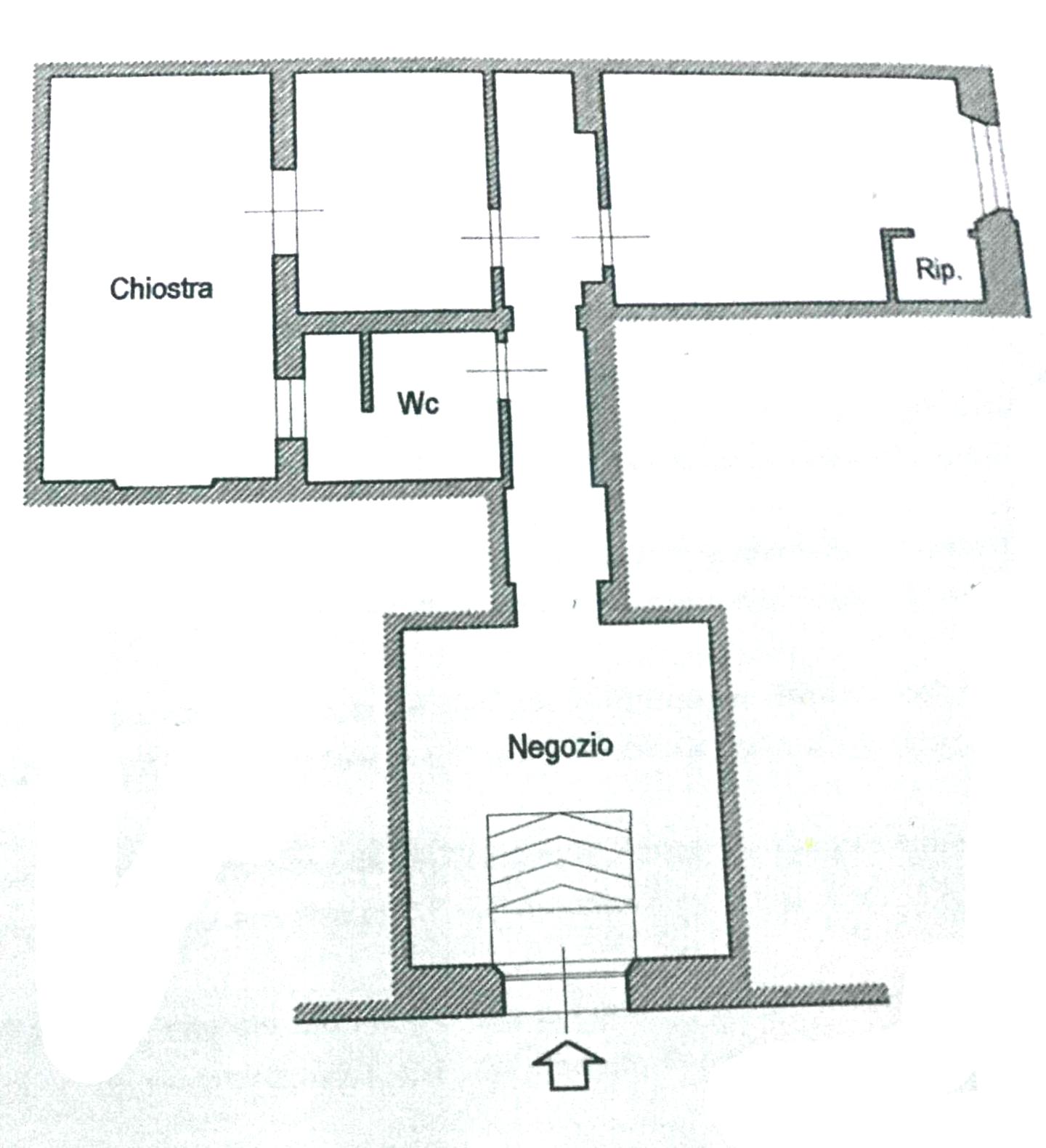 Planimetria 1/1 per rif. 378D
