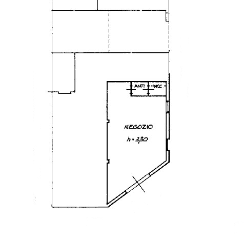 Planimetria 1/1 per rif. 409F