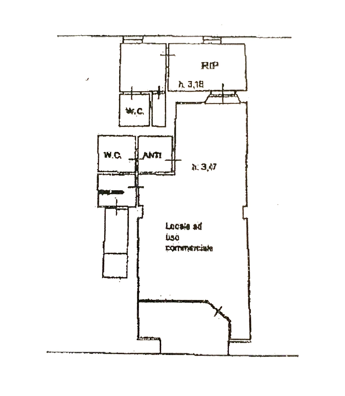 Planimetria 1/1 per rif. 410D