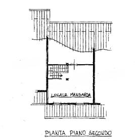 Planimetria 2/3 per rif. 1123D