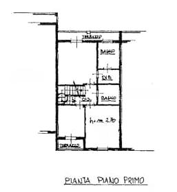 Planimetria 1/3 per rif. 1123D