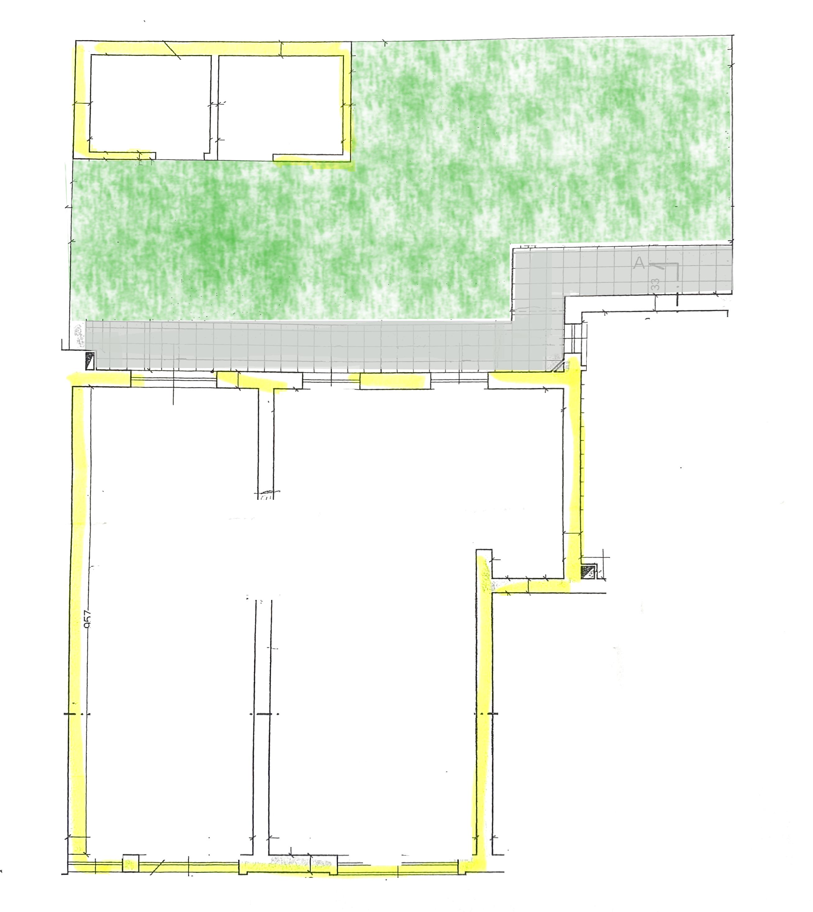Planimetria 1/1 per rif. 419D
