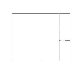 Planimetria 1/1 per rif. 5007D
