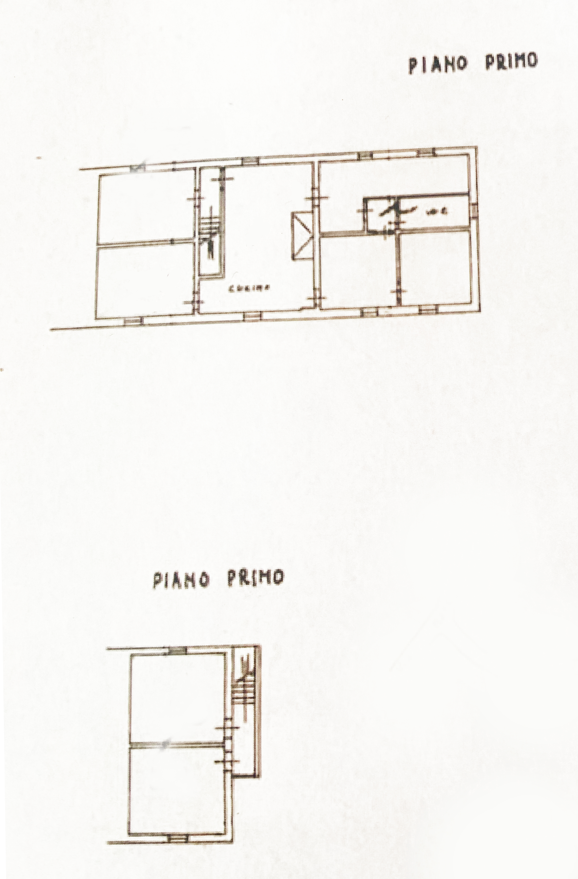 Planimetria 2/2 per rif. 1137C