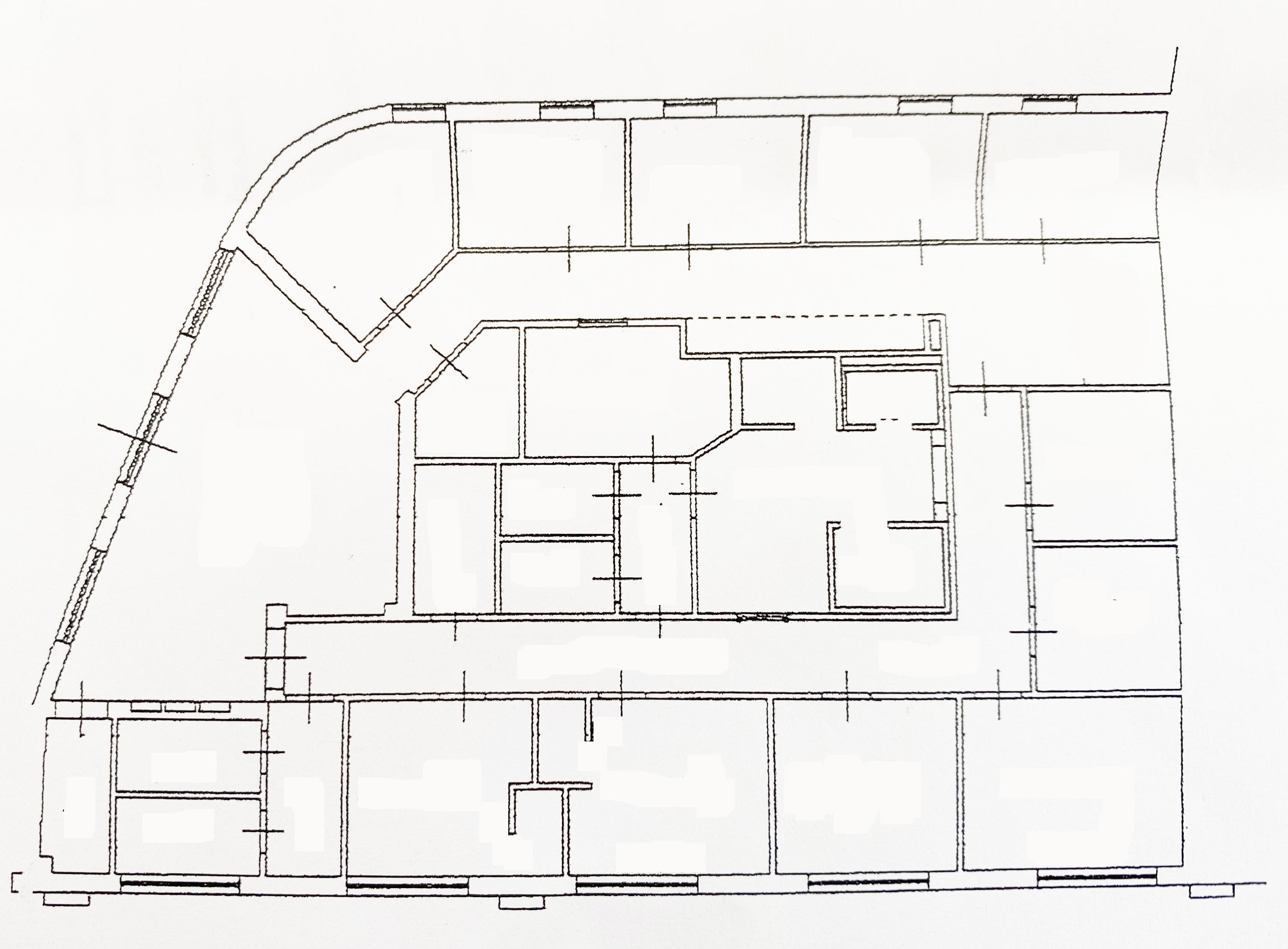 Planimetria 1/1 per rif. 5013D