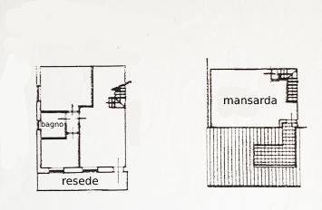 Planimetria 1/1 per rif. 1139D