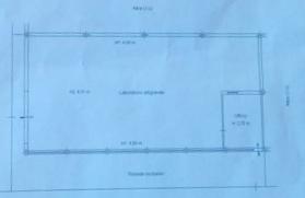 Planimetria 1/1 per rif. 5018D