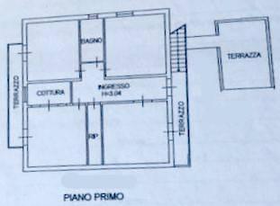Planimetria 1/1 per rif. 1081D