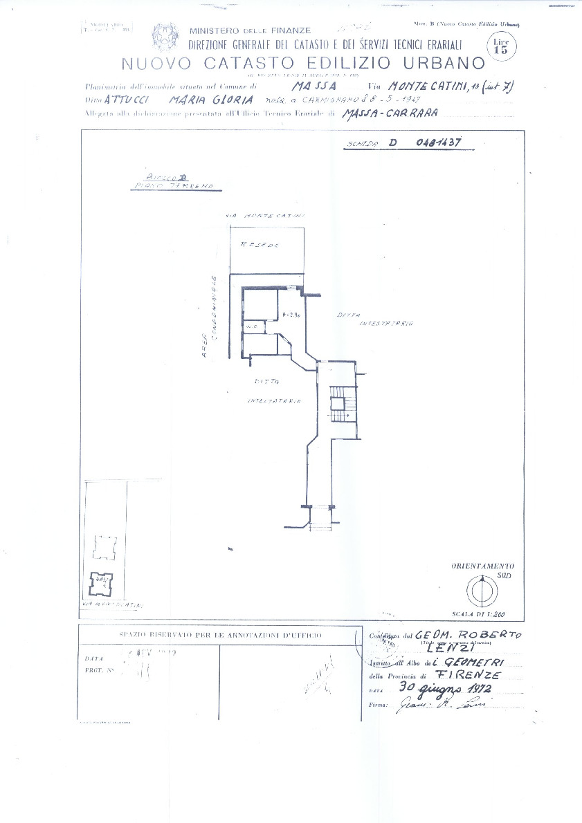 Apartment for sell, ref. VV341 (Plan 1/1)