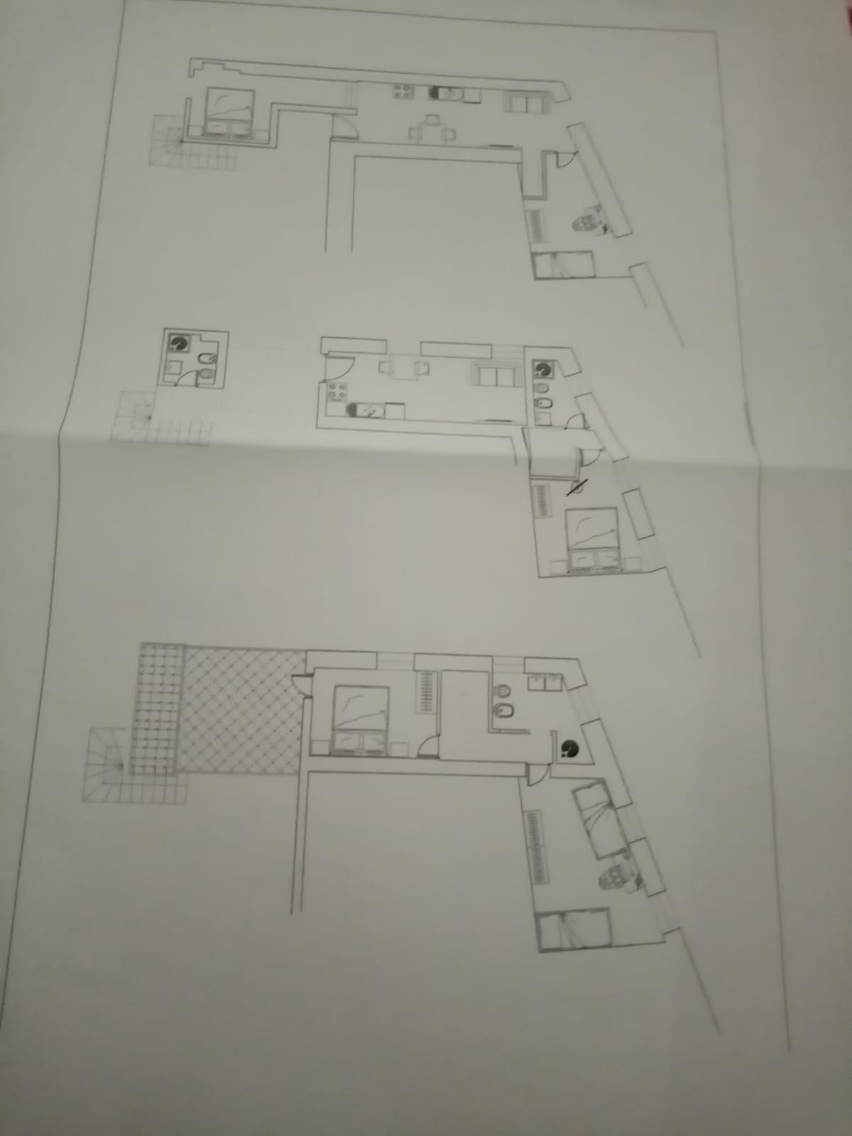 Planimetria 1/1 per rif. VC32