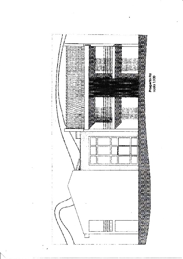 Casa semindipendente in vendita, rif. CD/01 (Planimetria 3/3)
