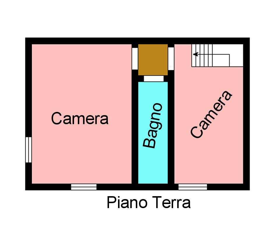 Planimetria 2/2 per rif. P139