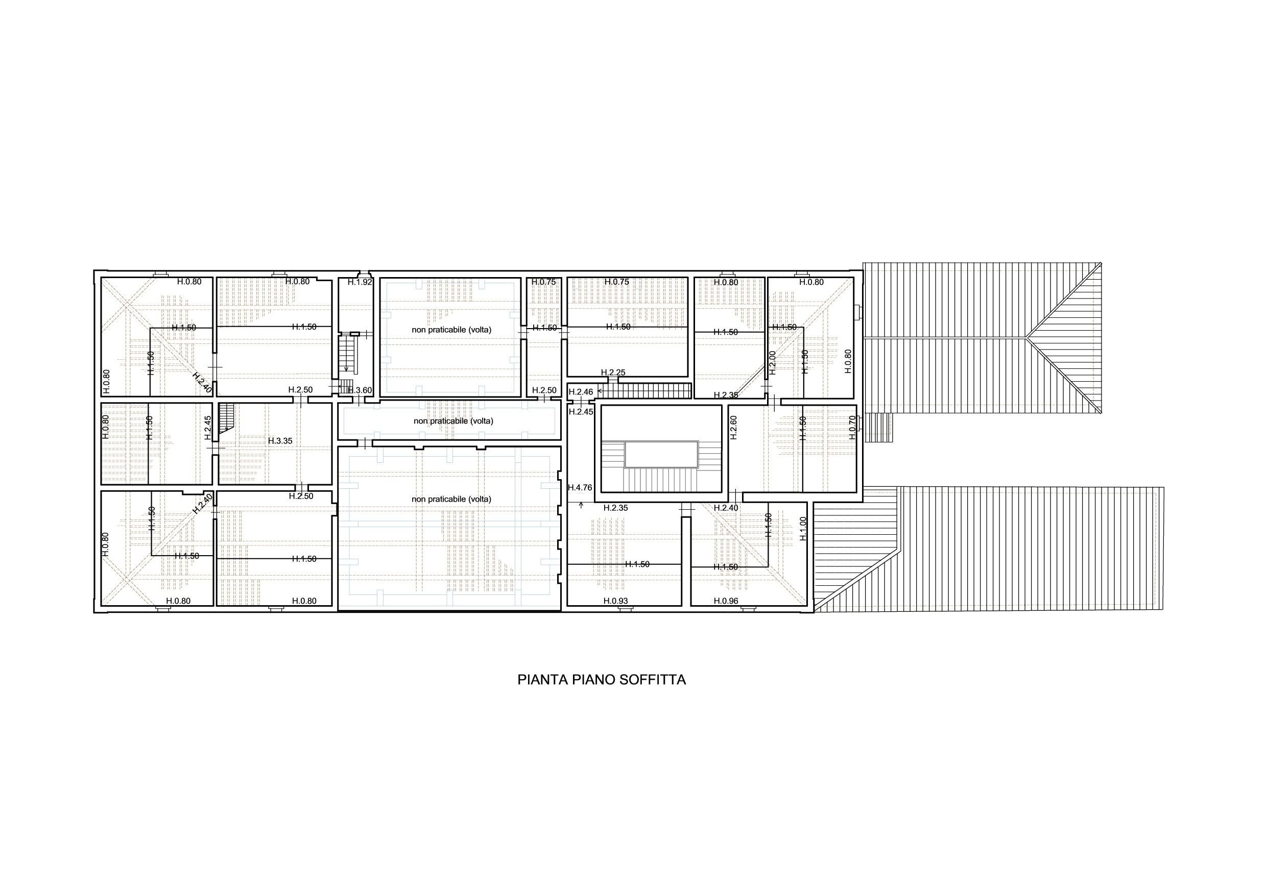 Planimetria 4/4 per rif. M005