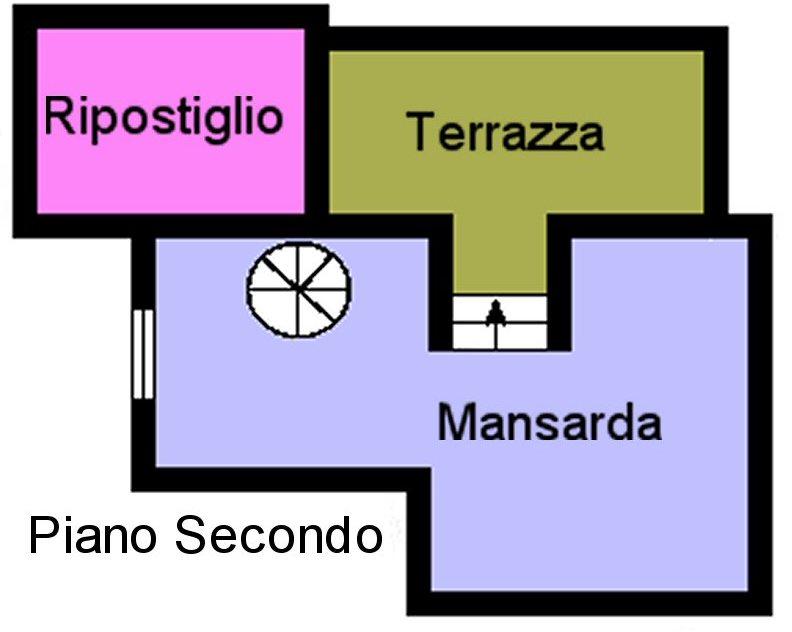 Planimetria 3/3 per rif. S395