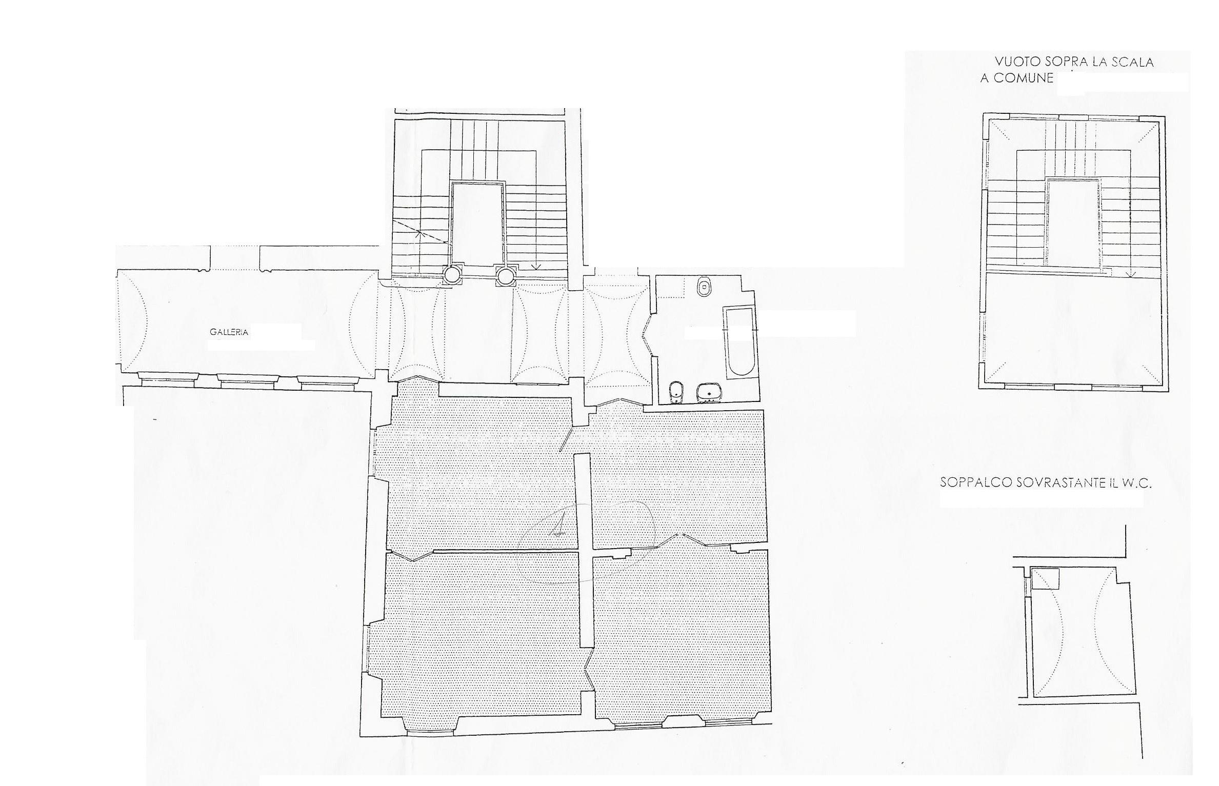 Planimetria 1/1 per rif. M0013