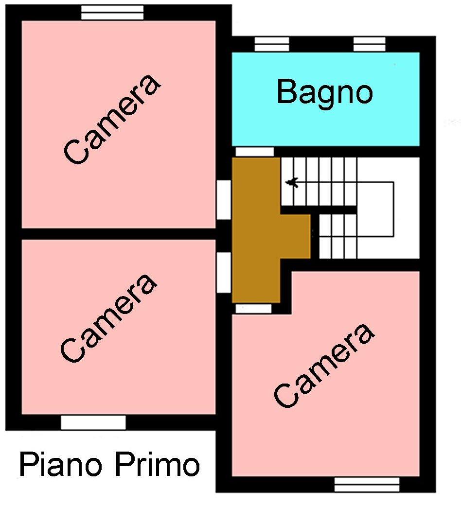 Planimetria 2/2 per rif. S320