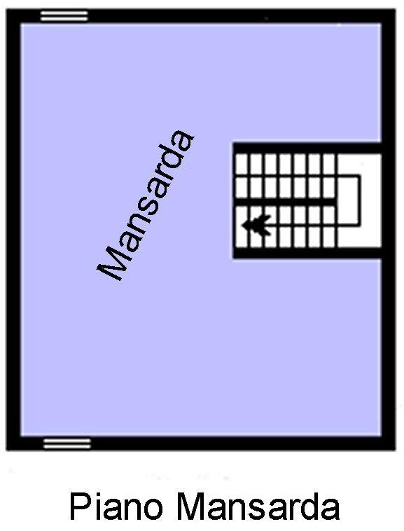 Planimetria 3/3 per rif. P320