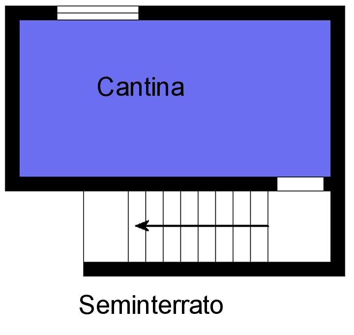 Planimetria 3/3 per rif. G530