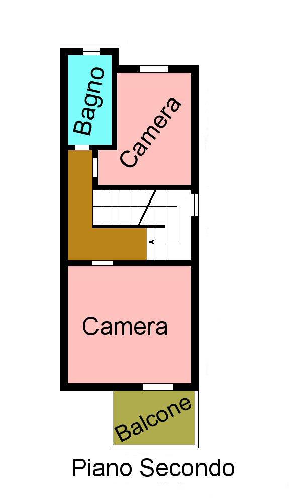 Planimetria 3/3 per rif. F325