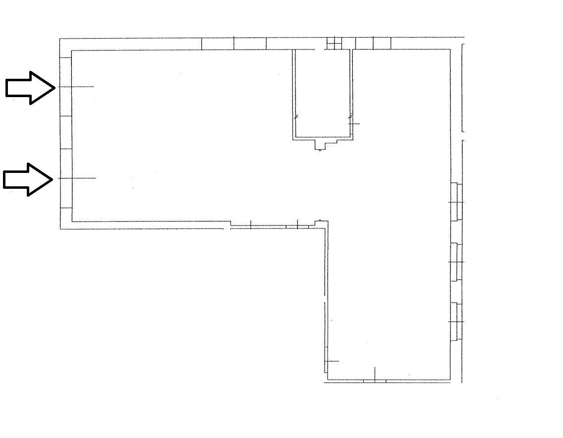 Planimetria 1/1 per rif. af1001