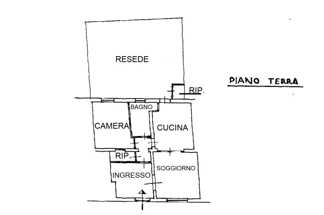 Planimetria 1/1 per rif. G192