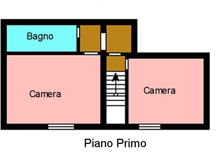 Planimetria 2/2 per rif. L75