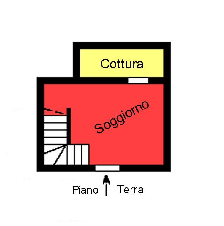 Planimetria 1/2 per rif. L75