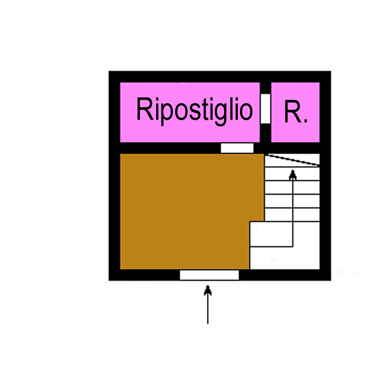 Planimetria 2/2 per rif. G211