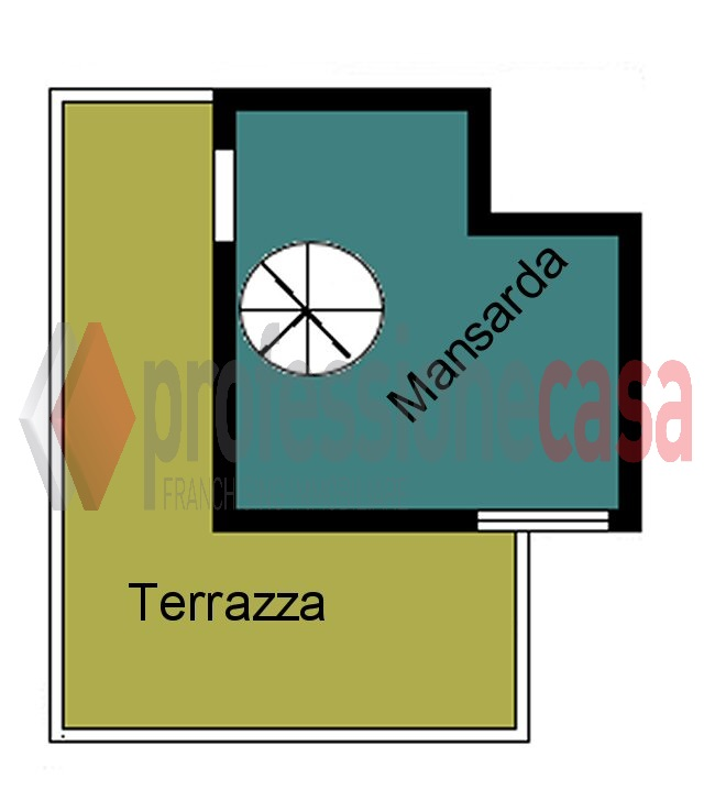 Planimetria 2/2 per rif. L390
