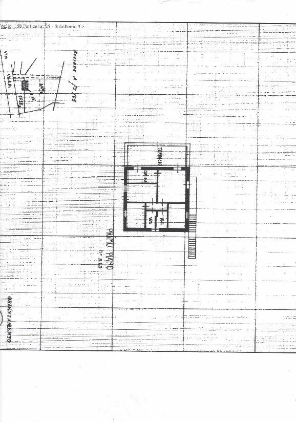 Planimetria 1/1 per rif. VV32